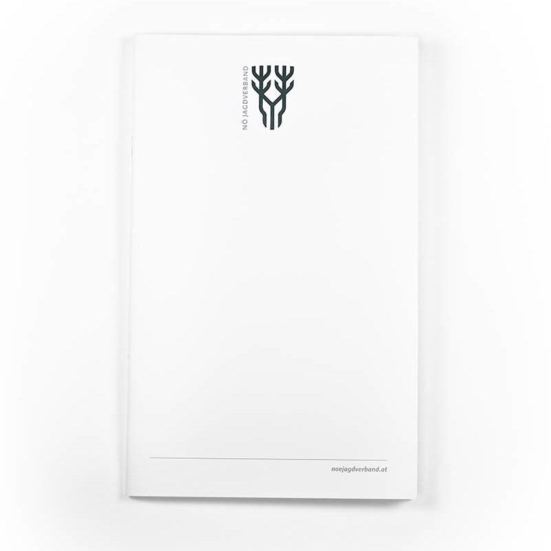 Einlageblätter für Notizbuch