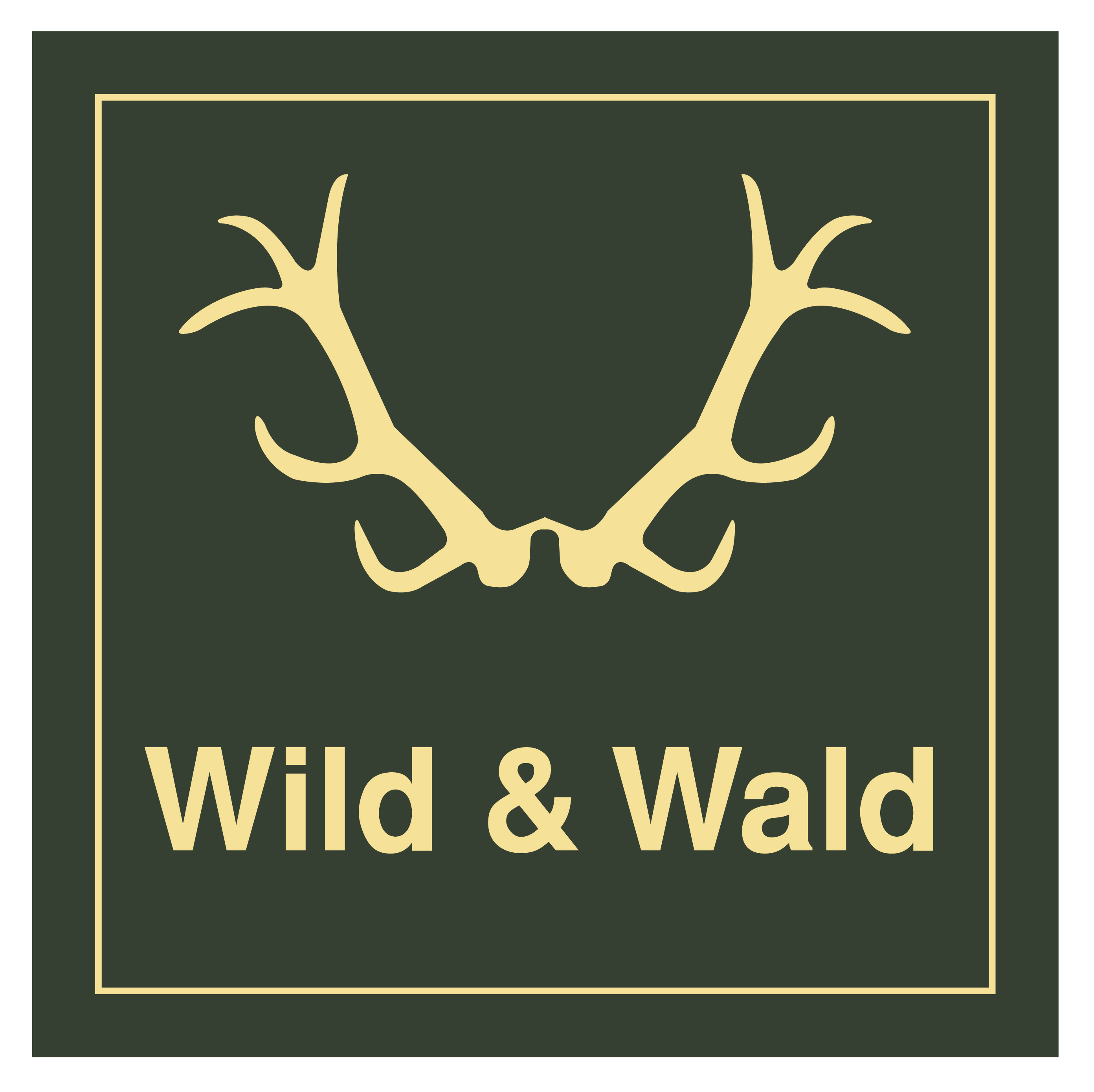 Logo Wild und Wald